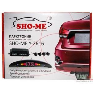 Парктроник Sho-me Y-2616-4-B