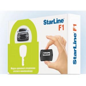 Модуль безключевого  обхода иммобилайзера StarLine F1