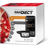 Автосигнализация PANDECT X-3110 VER 2.0