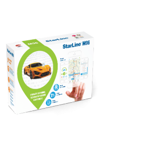 StarLine M96 L GSM GPS 2CAN
