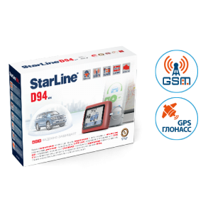 StarLine D94 GSM GPS 2CAN